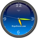 Free Flash Clock MatsClock 1007 pictures