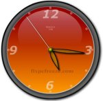 MatsClock 1008 Free Flash Clock photo