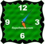 Free Flash Clock MatsClock 1016 pictures
