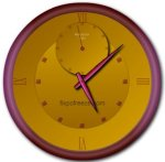 Free Flash Clock MatsClock 1020