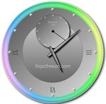 Free Flash Clock Mats Clock 1021 picture