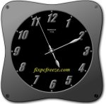 Free Flash Clocks MatsClock 1032