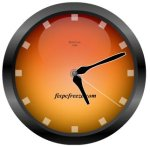 Free Flash Clock MatsClock 1034 Picture